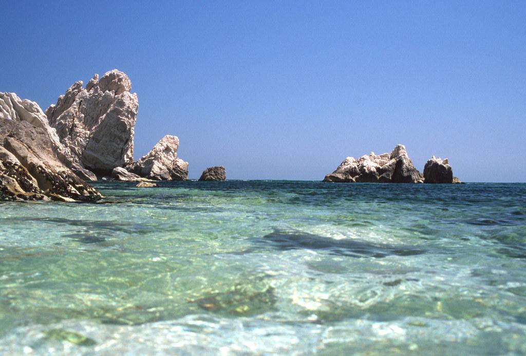 Italia/Sirolo - Spiaggia delle Due Sorelle