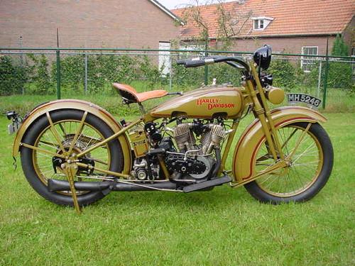 Harley Davidson 25-JE (1925)