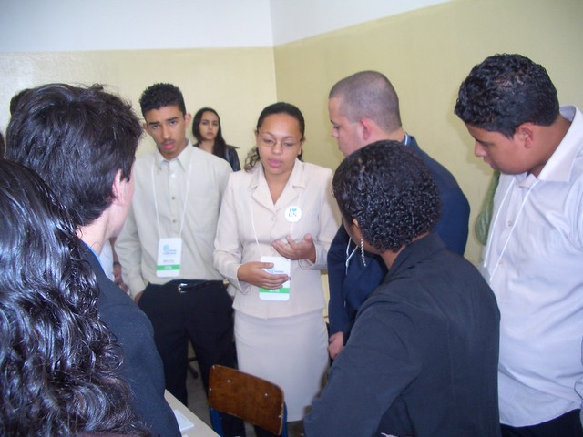 2006 Global Classrooms: Sao Paulo Model UN Conference