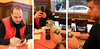Dinner Conversation by MooseDog Studio