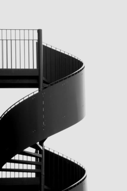 Taller de Fotografía de Iniciación - Composición Fotográfica - Las líneas curvas