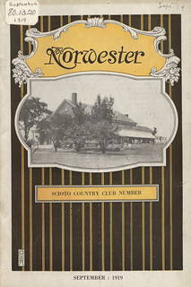 Scioto Country Club (Norwester Magazine, September 1919)