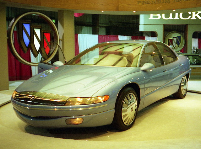 Buick Concept Cars 1990s