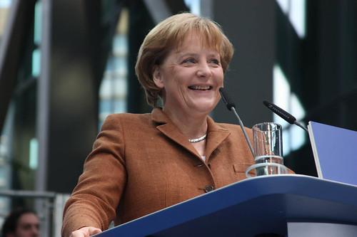 Rede Angela Merkel