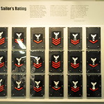 USS New Jersey (BB-62): Rating Badges
