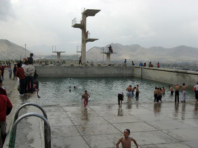 09 05 08 04 Bibi Maroun Hill Swimming Pool Flickr Photo Sharing