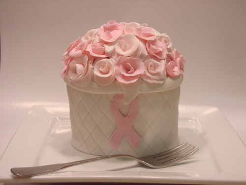 Breast Cancer Awareness Cakelet
