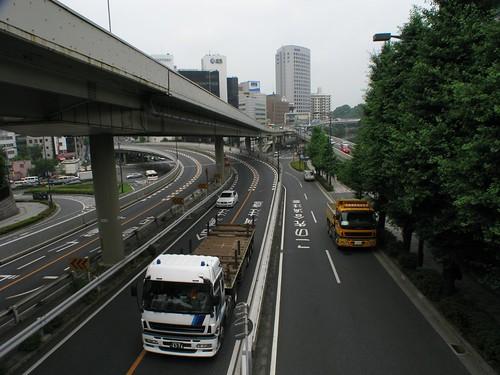 Akasaka, Tokyo (1890s and 2009)