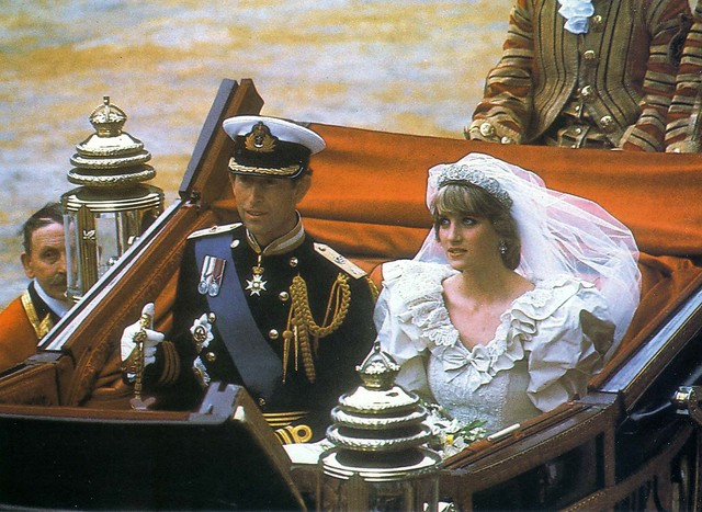 Hochzeit prinz Charles Lady Diana