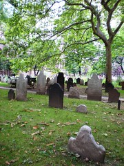 Trinity Churchyard, New York City by sarahstierch, on Flickr