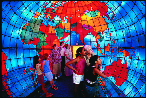 The Mary Baker Eddy Library/Mapparium