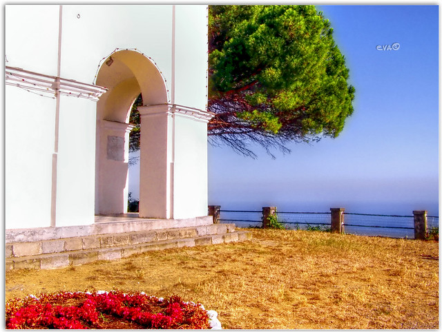 A little corner of mediterranean peace