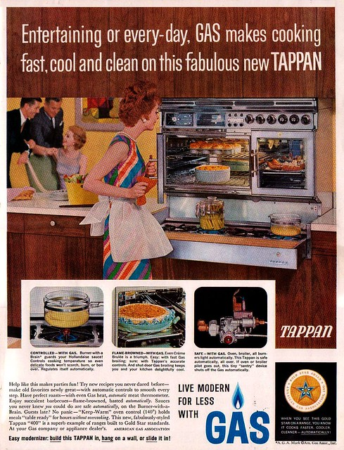 Gas Cooking Ad