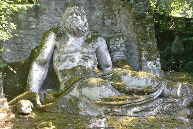 Parco dei Mostri - Parc des monstres : Neptune