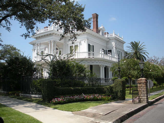 The Wedding Cake House Mansion On St Charles Ave New