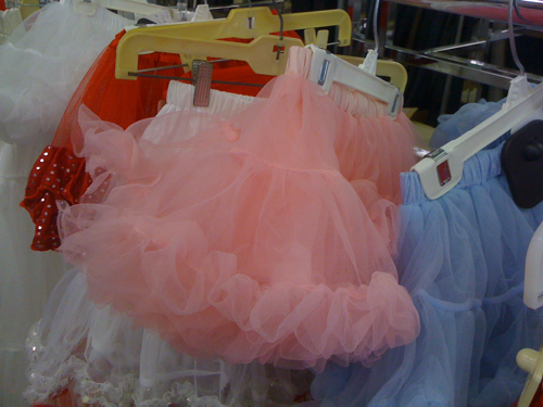 Some Lovely Tutus (photo: ilovememphis/flickr)