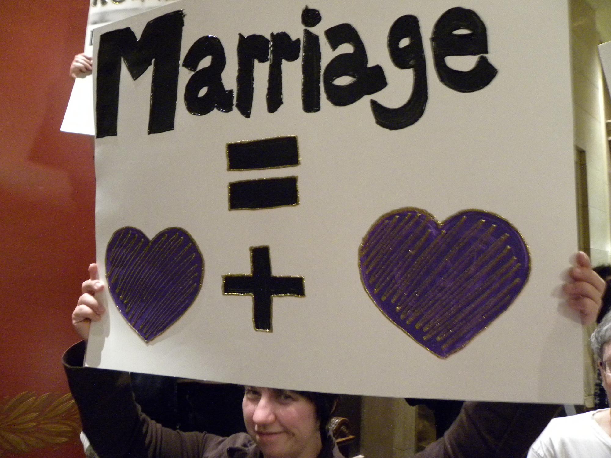 Casamento entre iguais