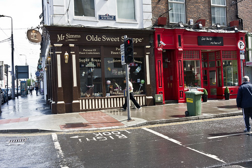 Limerick - Mr Simms Olde Sweet Shoppe (O'Connell Street) by infomatique