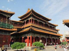Chinese Temple & Monastery