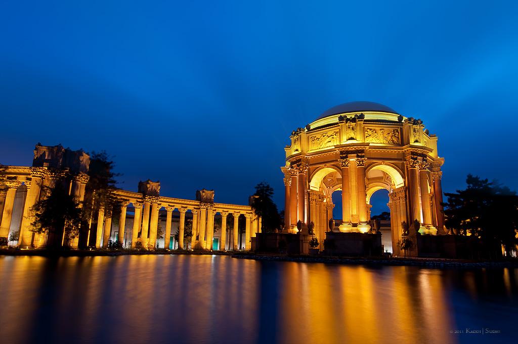 Palace of Fine Arts, San Francisco | Flickr - Photo Sharing!