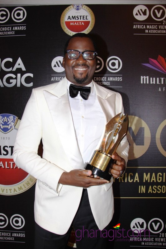 Desmond Elliot - Best Supporting Actor