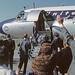 Richard Nixon at Canton Ohio Airport Oct. 1960 by SPZahn