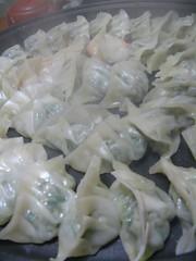 餃子(蒸し焼き後)