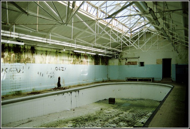Penarth Baths Small Pool Flickr Photo Sharing