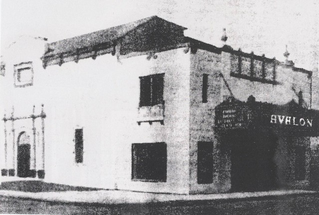 A photograph of the Avalon Theatre in the Glebe