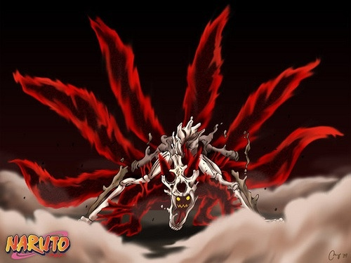 Naruto Five Tailed Fox Form 3383261290_6433564041....