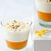 Mango and Buttermilk Panna Cotta