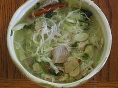 salad(0.0), cellophane noodles(0.0), produce(0.0), noodle(1.0), vegetable(1.0), noodle soup(1.0), pho(1.0), food(1.0), dish(1.0), soup(1.0), cuisine(1.0),