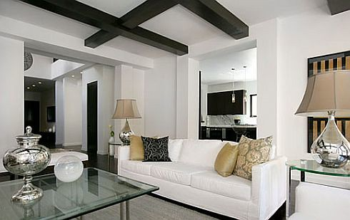 black and white home interior flickr photo sharing