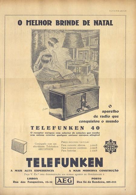 Ilustração, No. 120, Natal, Dezembro 16 1930 - 2