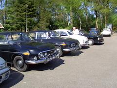 Tatra Register Nederland, voorjaarsmeeting 2009: Raalte