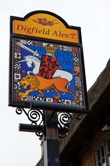 Northamptonshire Pub Signs