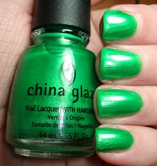 China Glaze Paper Chasing