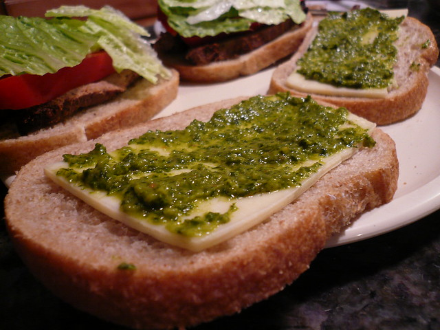 Chimichurri Steak Sandwich | Explore ampresco's photos on Fl ...