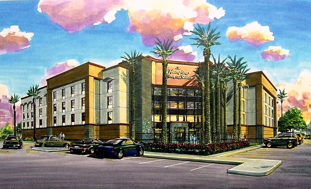 Hampton Inn & Suites Phoenix-Gilbert