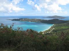 View to Magen's Beach
