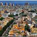 Tel Aviv Eagle Eye City View