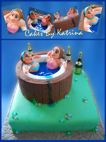 Hot tub cake designs cake hot tub cake designs gumiabroncs Images