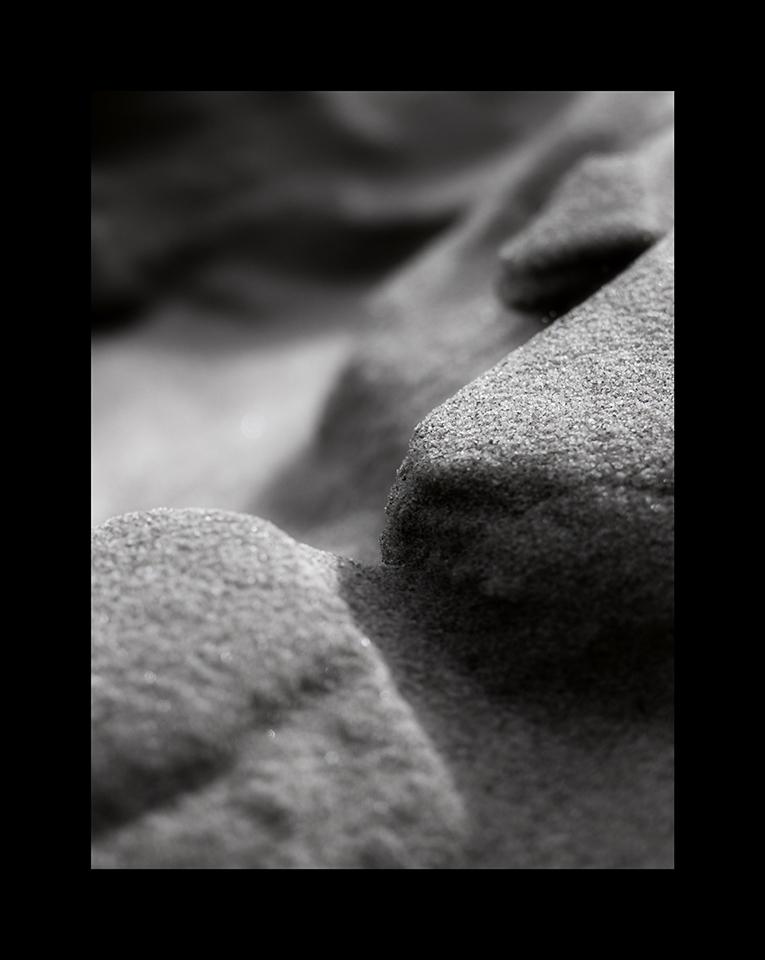Macro Sand by Nicholas M Vivian