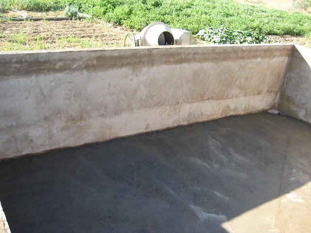Ver tema problema de filtrado en mi for Como hacer una piscina para tilapias