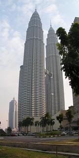 Petronius Twin-Towers, Kuala Lumpur