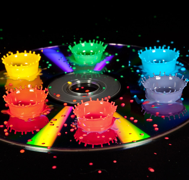 CD Splash