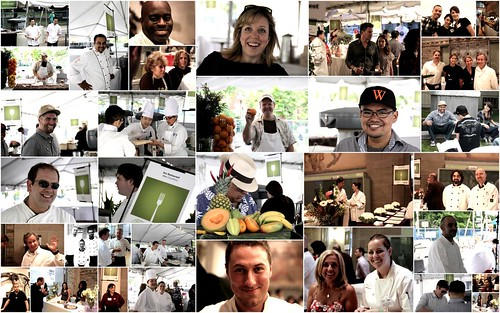 Toronto Taste Chefs & Purveyors of Yumminess!