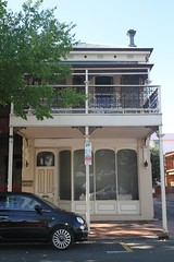 House and Former Shop at 302-308 Carrington Street, 2014