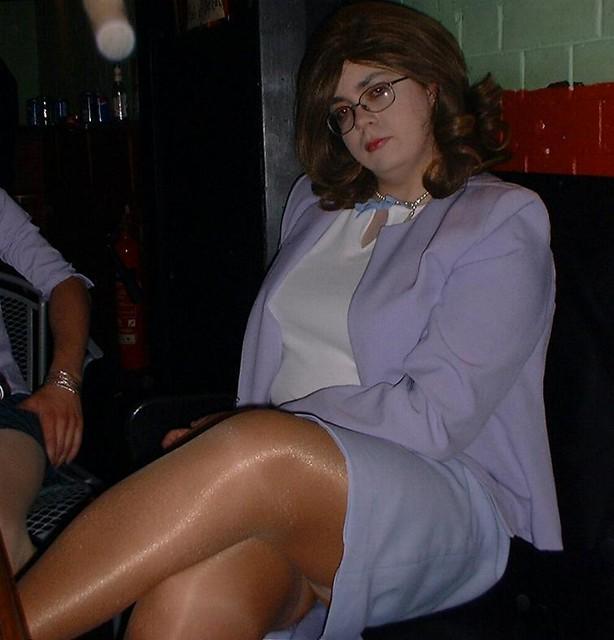 Bbws crossdresser sex