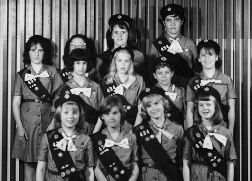 vista mar girl scouts 1964